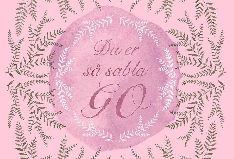 """Sabla Go"""