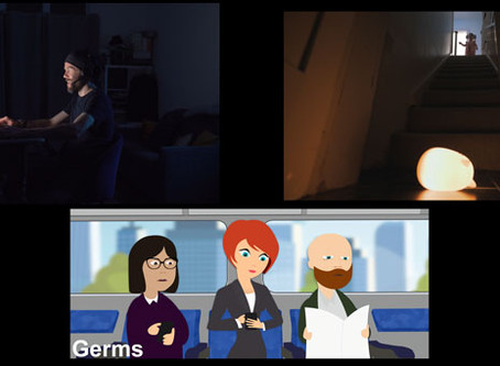 My 3 short films made during Lockdown 2020