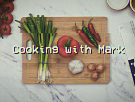 'Cooking with Mark' - new comedy sketch