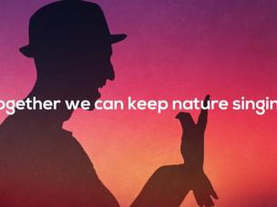 RSPB - Let Nature Sing