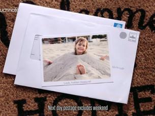 Postcard App TVC