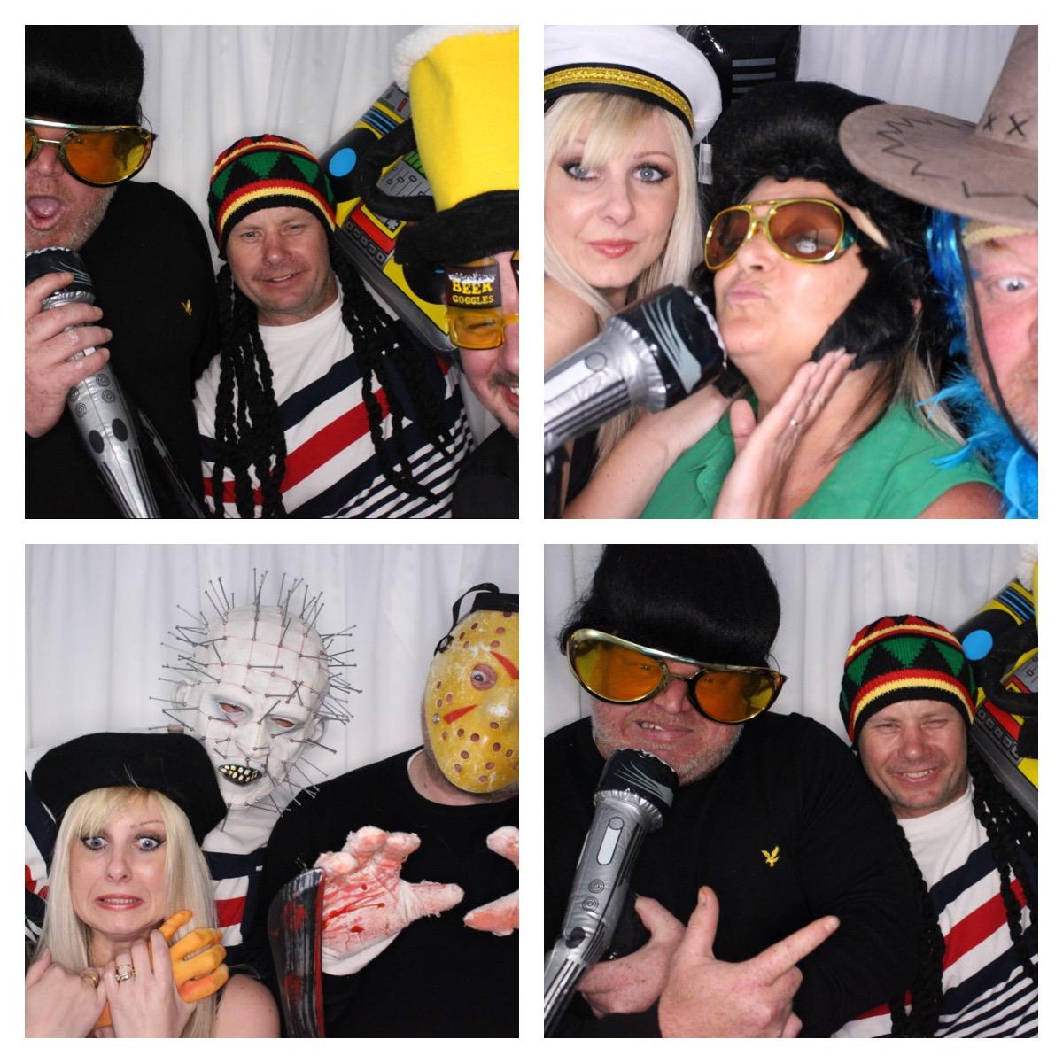 Selfie Gallery Wales Props Photobooths Wales