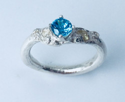FROST RING blue IMG_5901