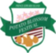 Potato Blossom Festival Logo