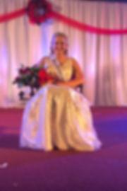 2019 Miss Potato Blossom Kara May MacIsaac