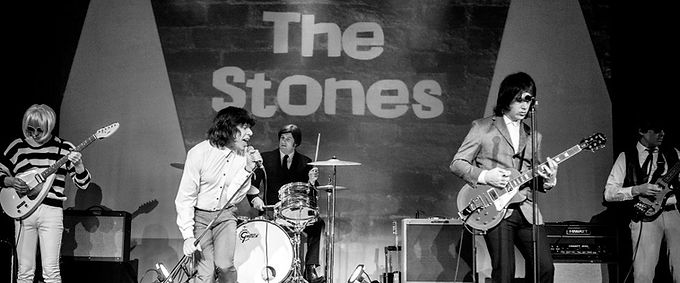 THE ROLLING STONES BY THE STONES