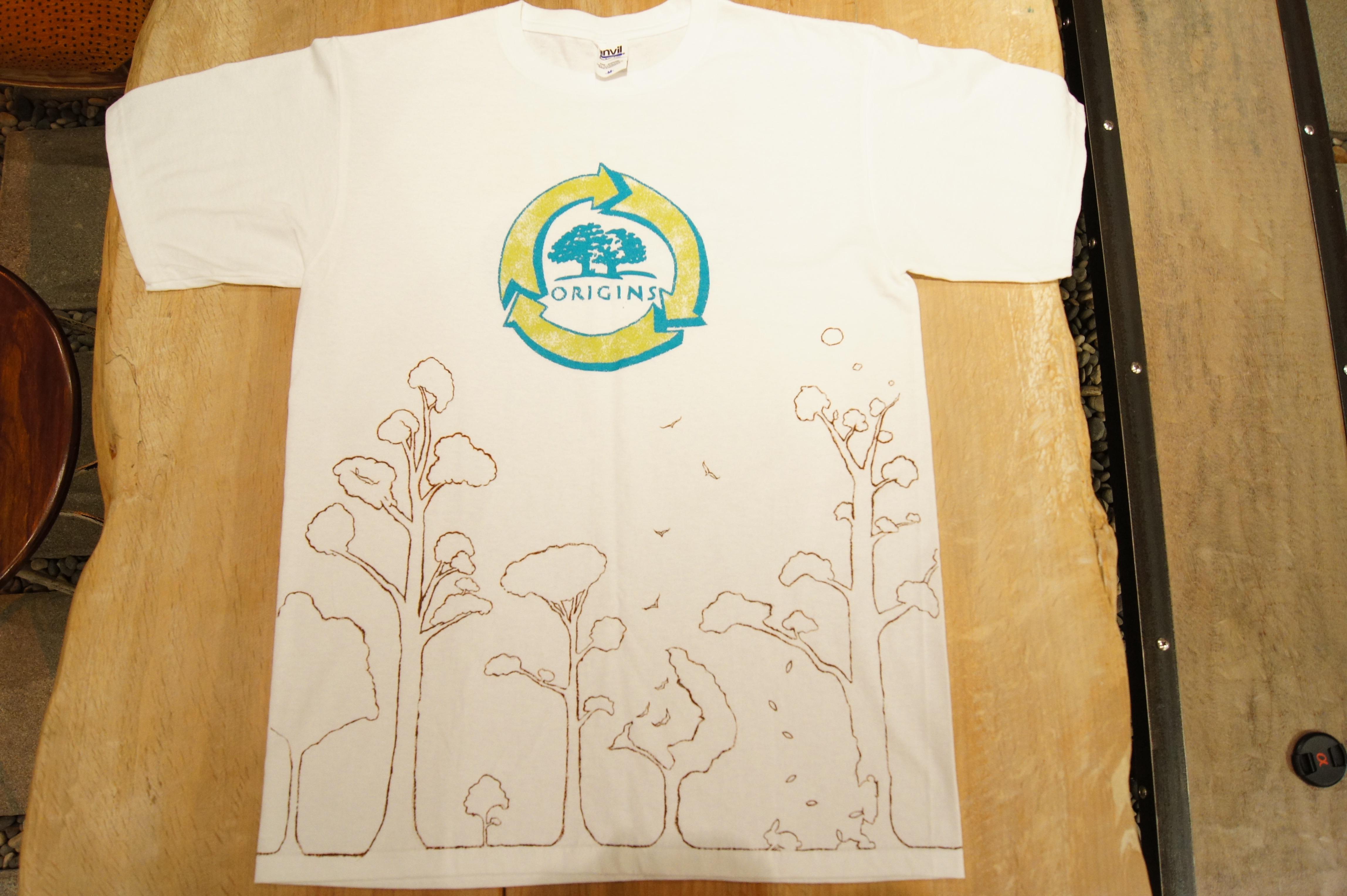 [跨界設計] 品木宣言 公益T-shirt創作