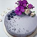 "9"" Lemon Blueberry Cheesecake"