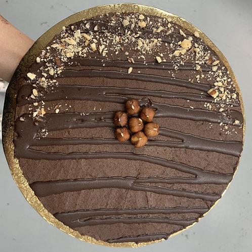 """Nut""Tella Cake"