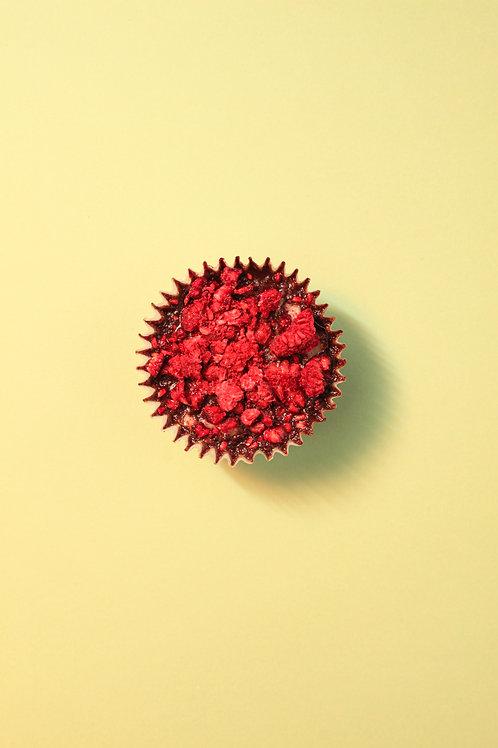 Raspberry Almond - 4oz Box of 4pcs