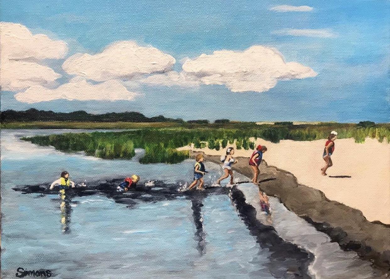 """""""Sandbar summers"""""""
