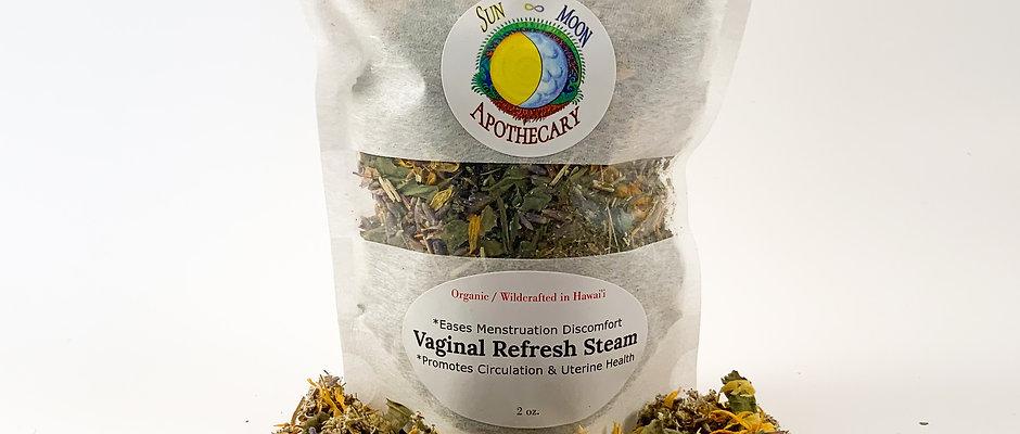 Vaginal Refresh Steam