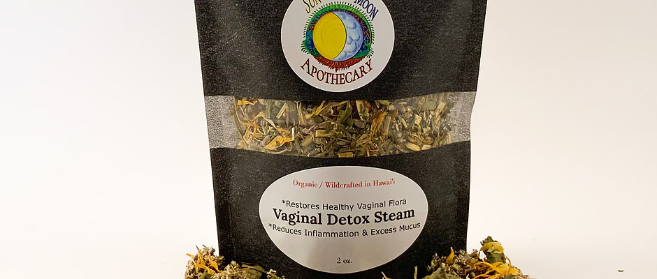 Vaginal Detox Steam