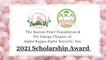 Applications open for the 2021 Boston Pearl Foundation Scholarship