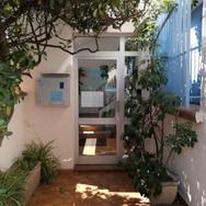 Entrée Hôtel Oasis
