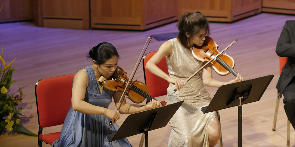 Anchorage Chamber Music Festival Benefit Concert