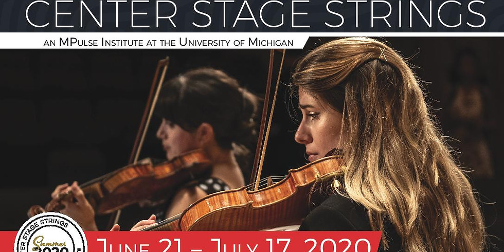 Center State Strings