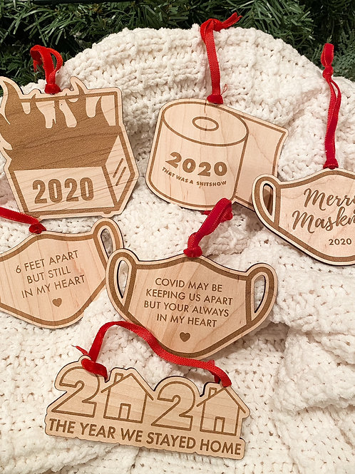 2020 Ornament Collection