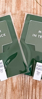 Acrylic Plant Markers