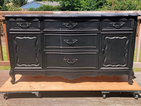 French Provincial Makeover!