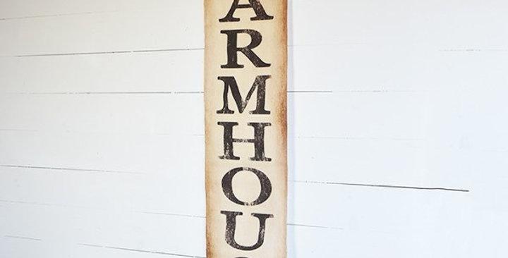 Farmhouse Banner