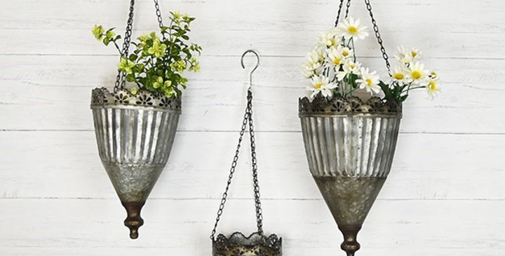 French Country Planters
