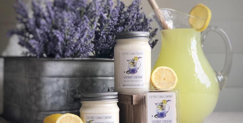 Lavender Sunshine Wholesale
