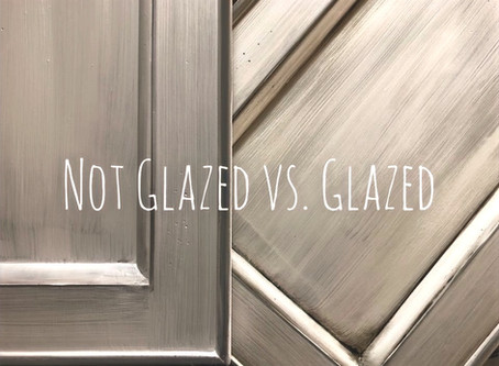 Glazing Pro-Tips Here!