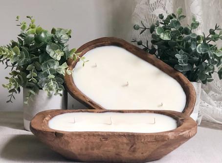 Dough Bowl Candles - FAQs