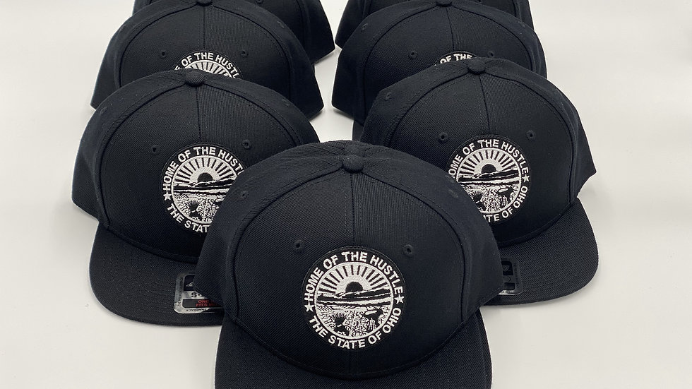 "Ohio Hustlers ""Seal"" The Deal Snapback"