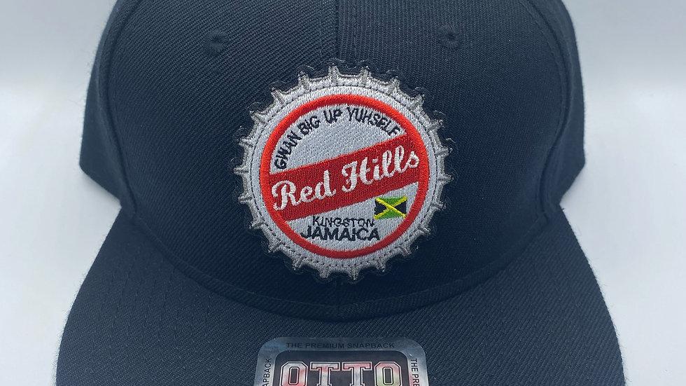 """Red Hills"" Snapback"