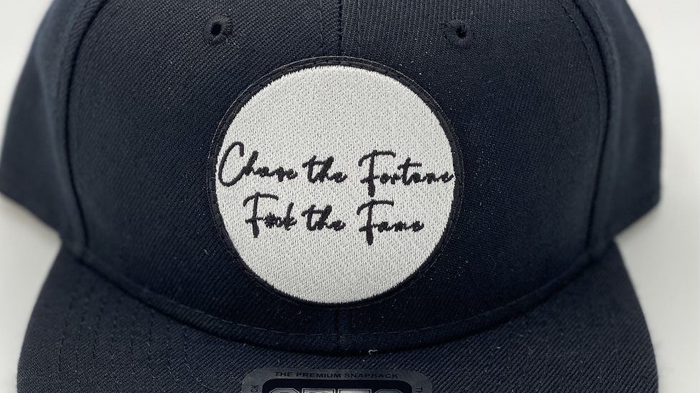 """Chase The Fortune"" Snapback"