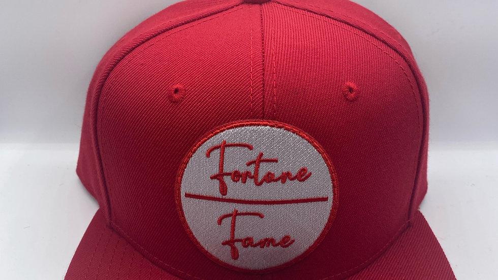 "Official ""Fortune Over Fame"" Snapback"