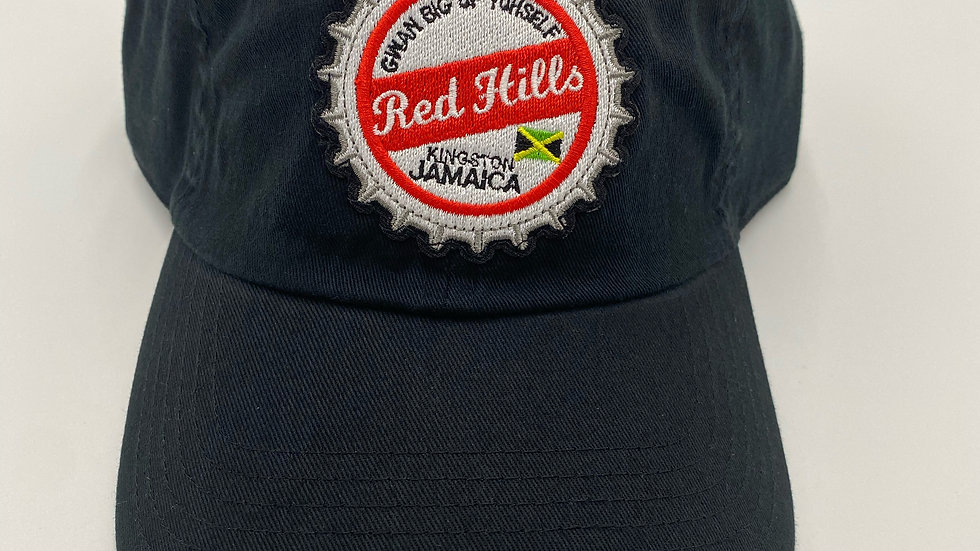 """Red Hills"" Dad Hat"