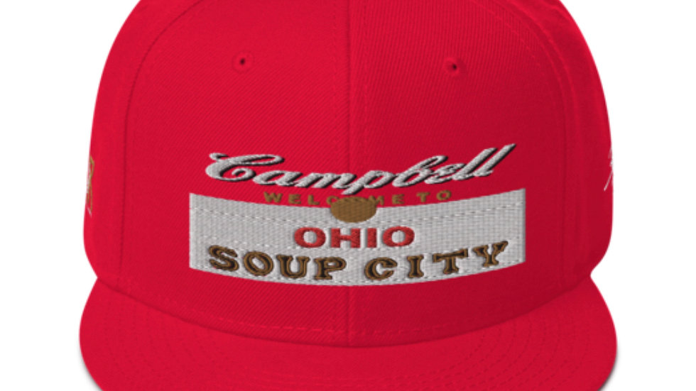 """Soup City"" WIR x Fortune Over Fame Snapback"