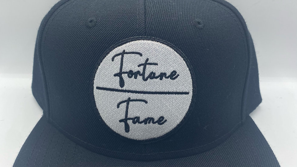 "Official ""Fortune Over Fame"" Snapback"