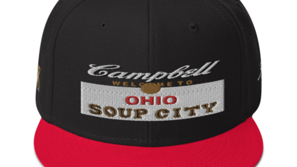"""""""Soup City"""" WIR x Fortune Over Fame Snapback"""