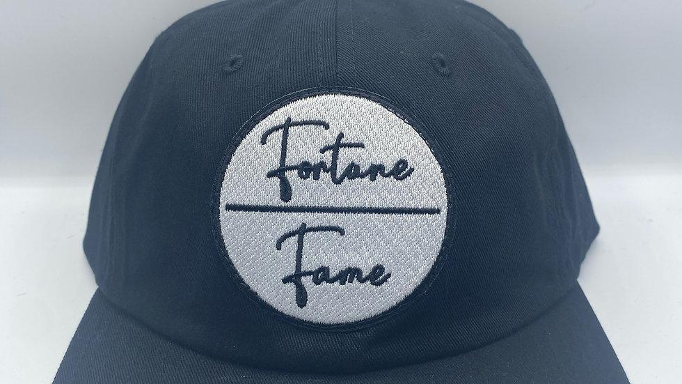 """Fortune Over Fame"" Dad Hat"