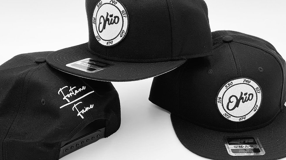 """Live by The """"Code"""" Snapback"""