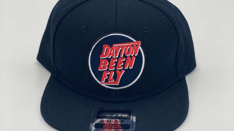 """The """"Dayton Been Fly"""" Snapback"""