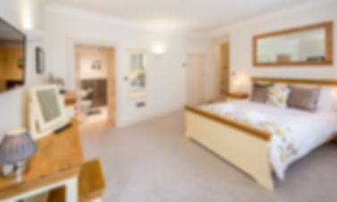 Hunter House Apartment Master Bedroom