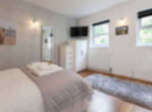 A beautiful holiday home bedroom in York