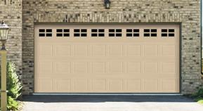Clasic Short Pannel Door