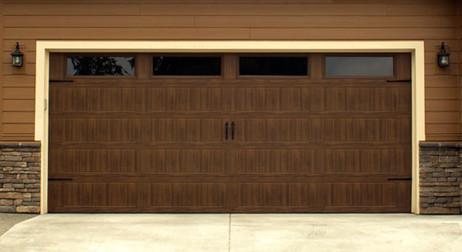Classic Carriade Door.