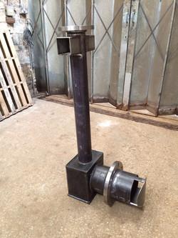 Top Pourer Set - TPS - Foam Pouring System