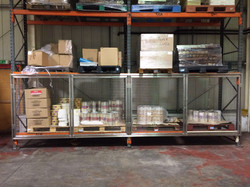 Stainless Steel Warehouse Racking