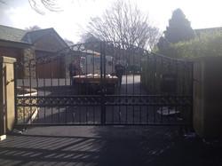 Decorative Security Gates