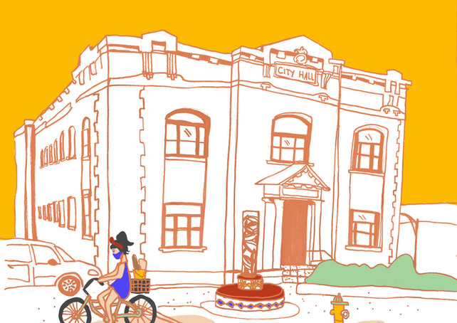 SOUTH O CITY HALL