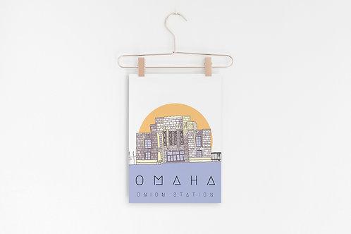 """Omaha Union Station"""