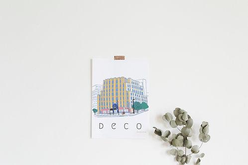 """Hotel Deco"""